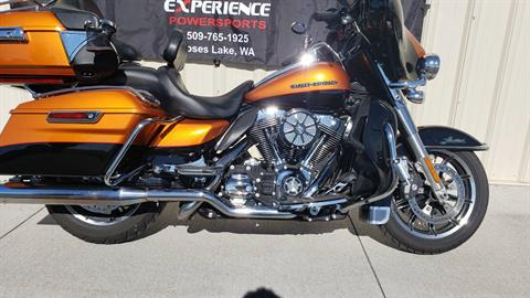 2014 Harley-Davidson Ultra Limited in Moses Lake, Washington