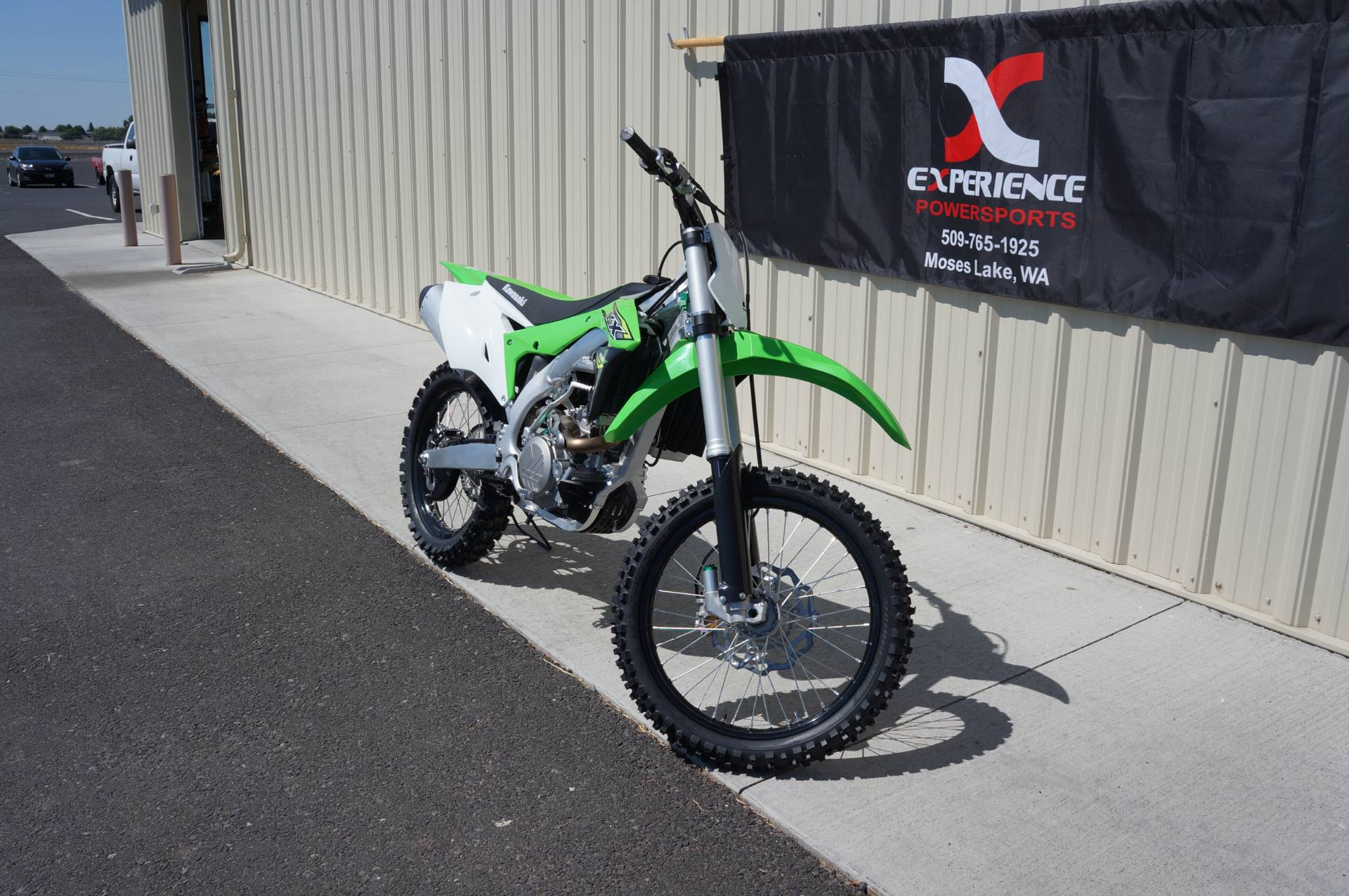 2018 Kawasaki KX 450F in Moses Lake, Washington