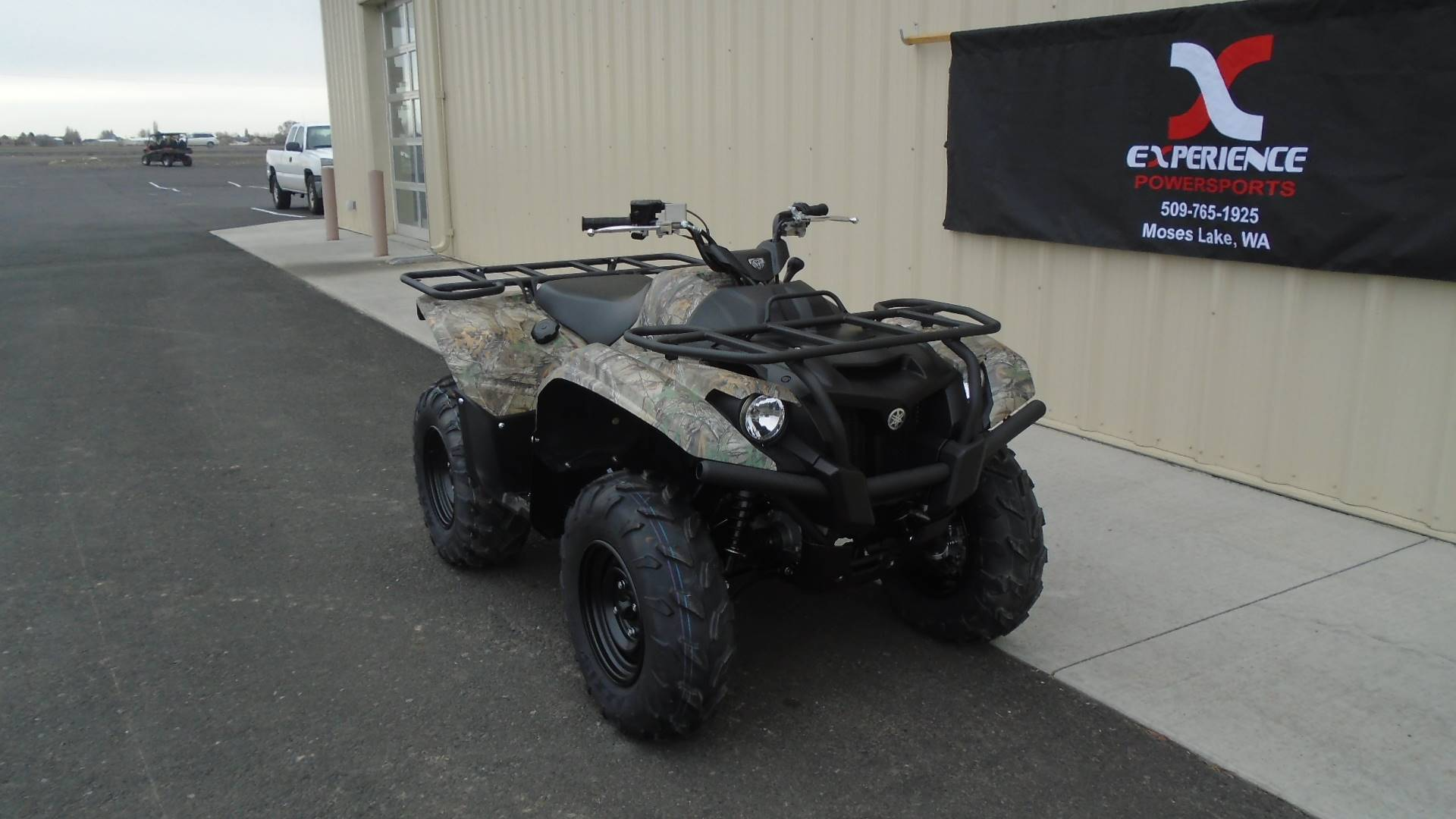 2017 Yamaha Kodiak 700 in Moses Lake, Washington
