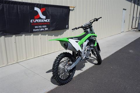 2018 Kawasaki KX 250F in Moses Lake, Washington