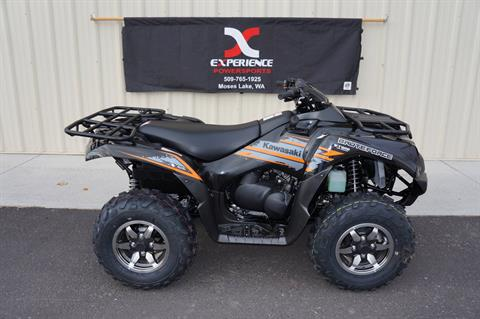 2018 Kawasaki Brute Force 750 4x4i EPS in Moses Lake, Washington