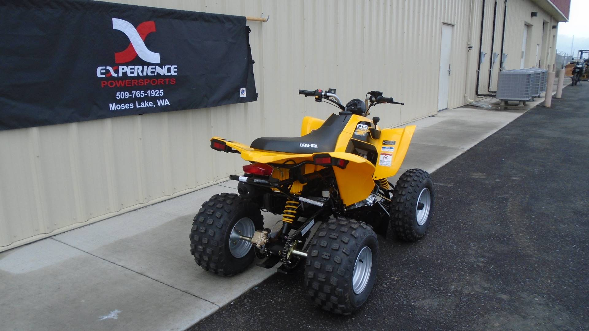 2017 Can-Am DS 250 in Moses Lake, Washington