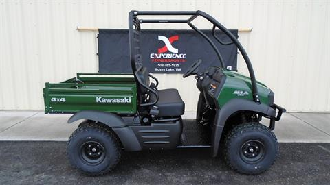 2017 Kawasaki Mule SX 4x4 in Moses Lake, Washington