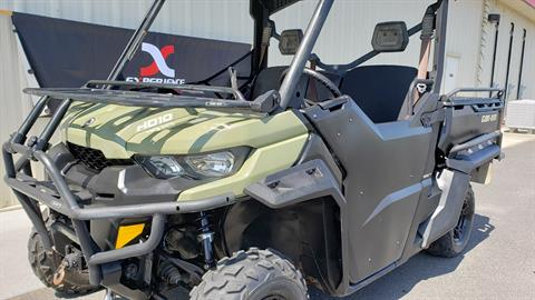 2016 Can-Am Defender DPS HD10 in Moses Lake, Washington