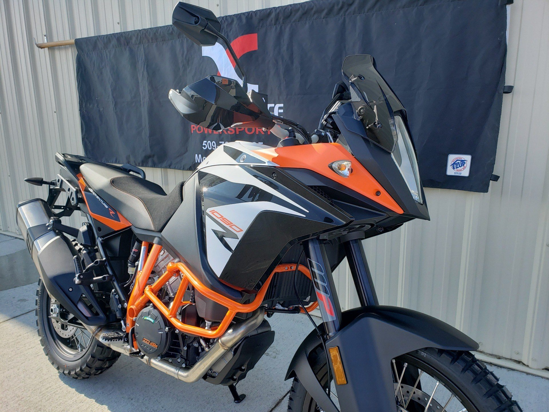 2019 KTM 1090 Adventure R in Moses Lake, Washington - Photo 2