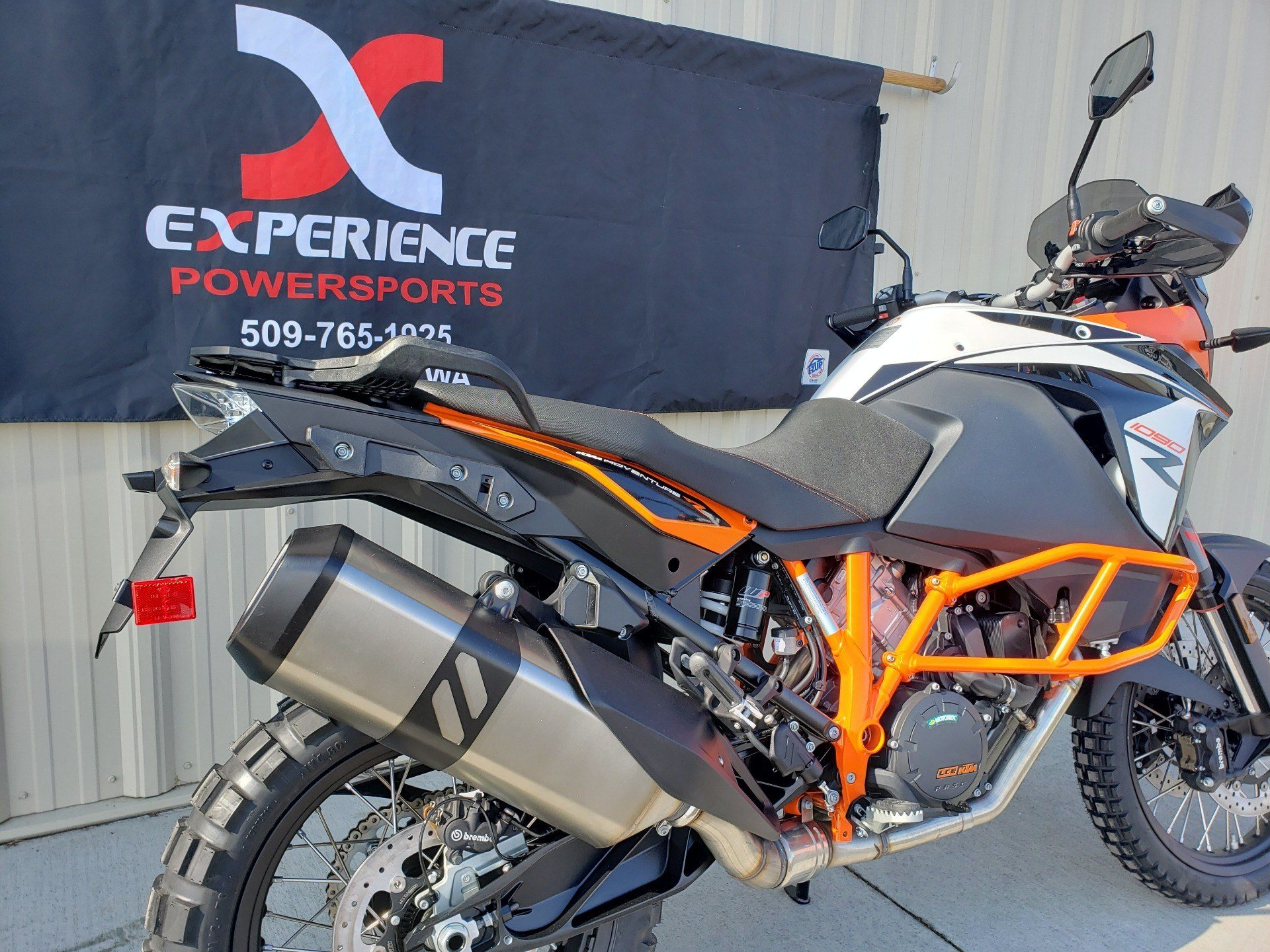 2019 KTM 1090 Adventure R in Moses Lake, Washington - Photo 3