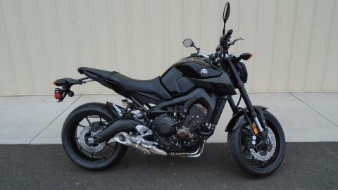 2016 Yamaha FZ-09 in Moses Lake, Washington
