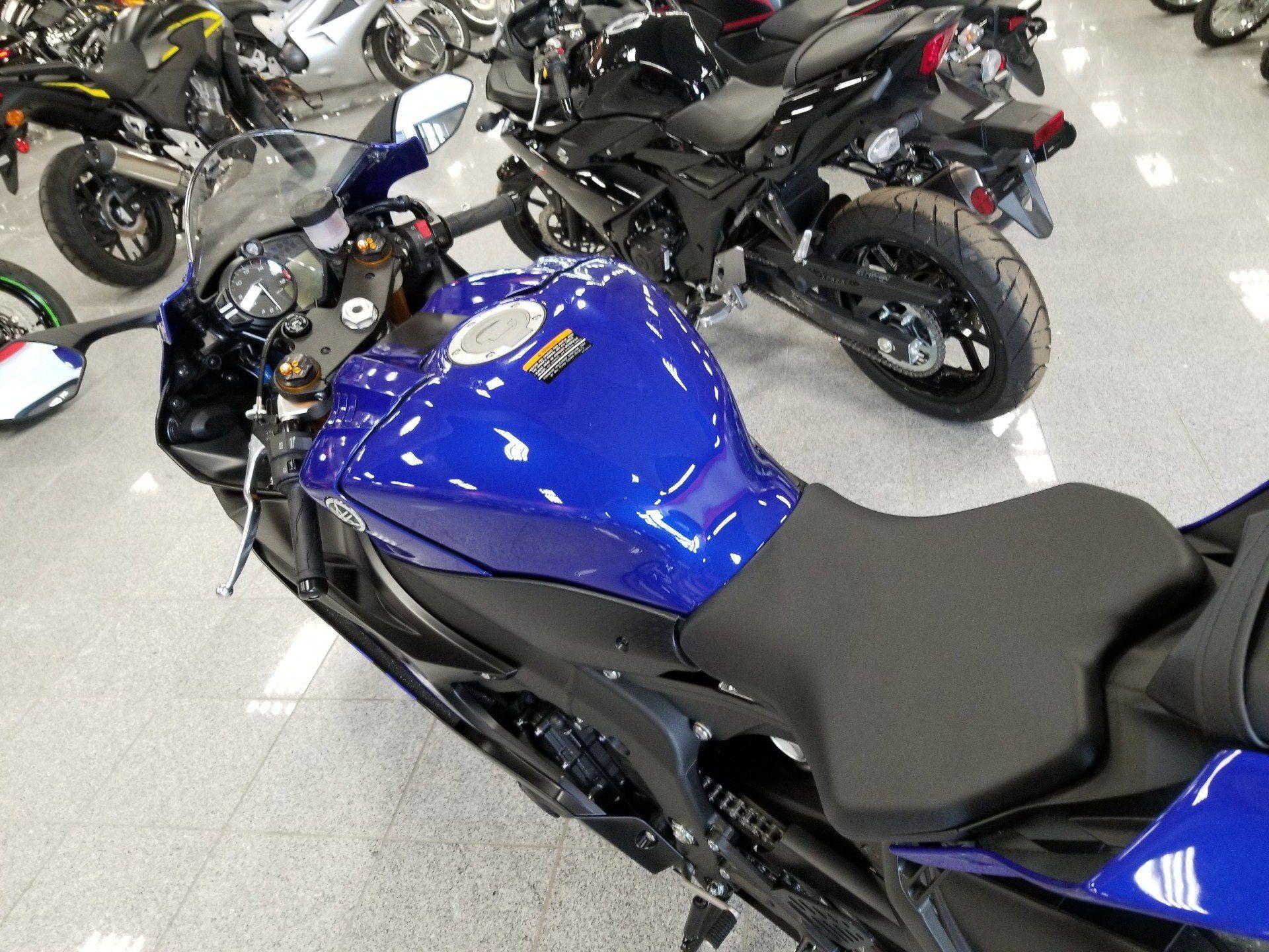 2019 Yamaha YZF-R6 3