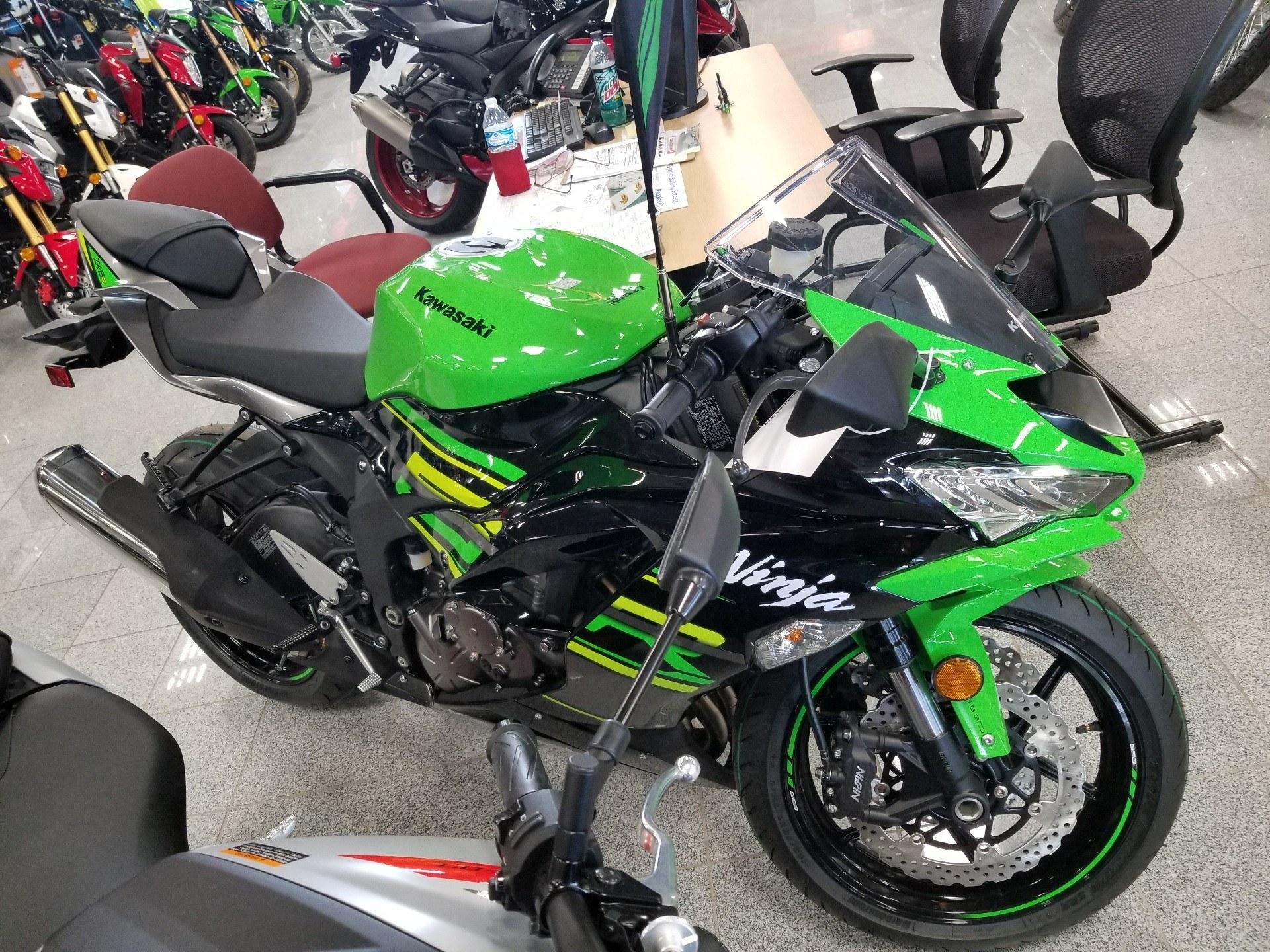 New 2019 Kawasaki Ninja Zx 6r Abs Krt Edition Motorcycles