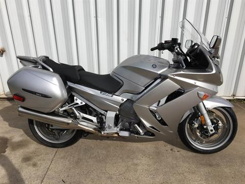 2011 Yamaha FJR1300A in Marietta, Ohio