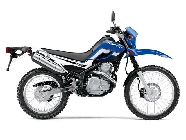 2015 Yamaha XT250 in Marietta, Ohio