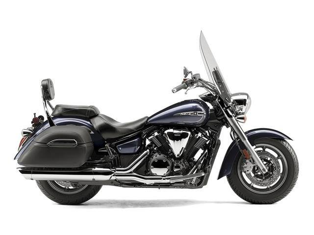 2015 Yamaha V Star 1300 Tourer in Marietta, Ohio