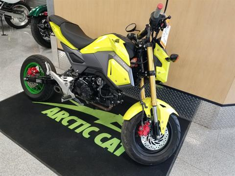 2018 Honda Grom in Marietta, Ohio