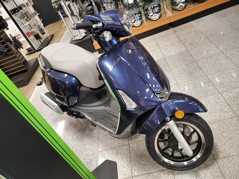 2018 Kymco Like 150i ABS in Marietta, Ohio