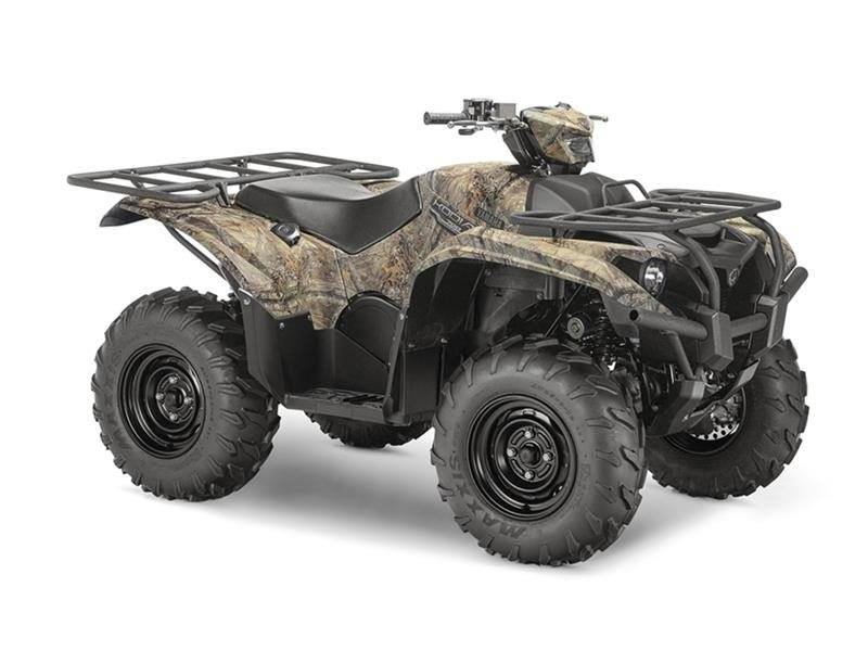 2016 Yamaha Kodiak 700 EPS Camo in Marietta, Ohio