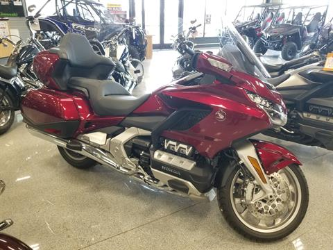 2018 Honda Gold Wing Tour Automatic DCT in Marietta, Ohio
