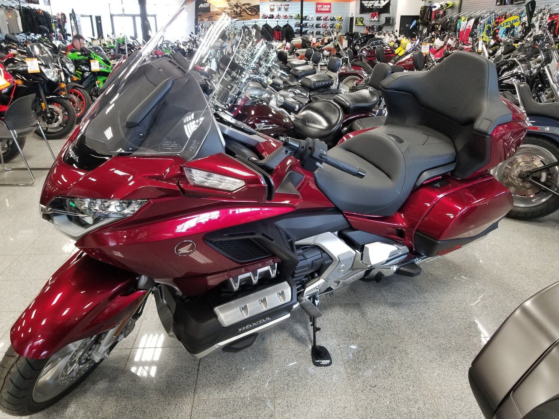 2018 Honda Gold Wing Tour Automatic DCT in Marietta, Ohio - Photo 2