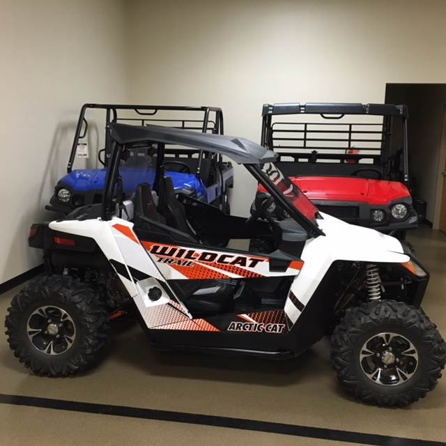 2015 Arctic Cat Wildcat™ Trail Limited EPS in Marietta, Ohio