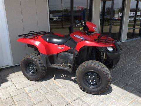 2013 Suzuki KingQuad® 750AXi Power Steering in Marietta, Ohio