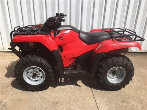 2014 Honda FourTrax® Rancher® 4x4 in Marietta, Ohio