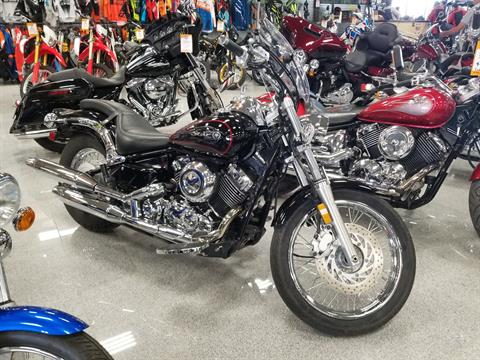 2011 Yamaha V Star Custom in Marietta, Ohio