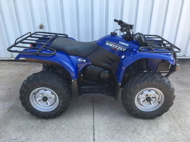 2008 Yamaha Grizzly 450 Auto. 4x4 in Marietta, Ohio