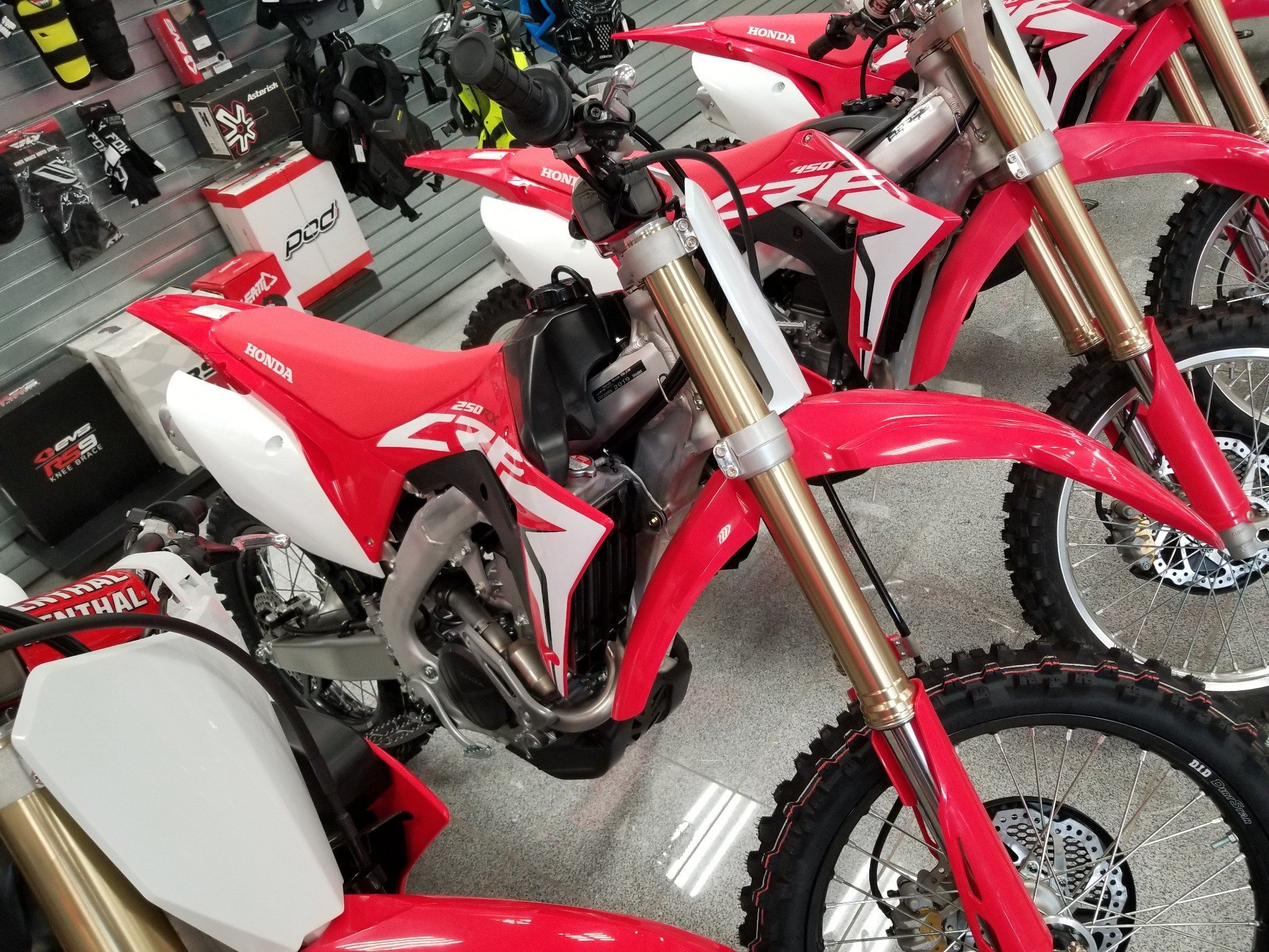 2019 Honda CRF250RX in Marietta, Ohio