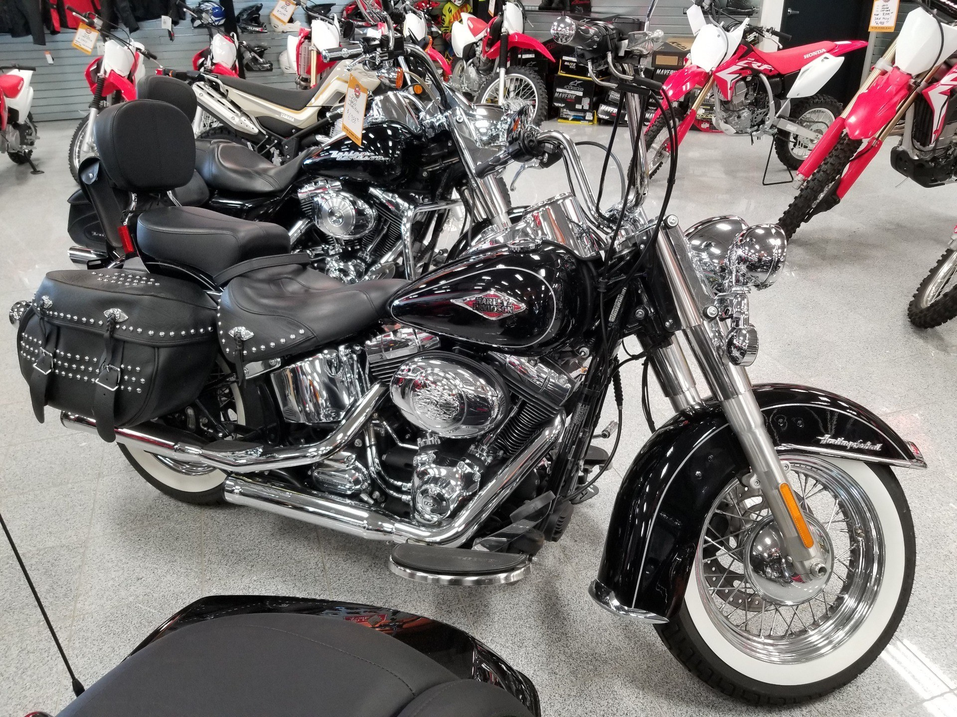 2015 Harley-Davidson Softail Slim® in Marietta, Ohio - Photo 1