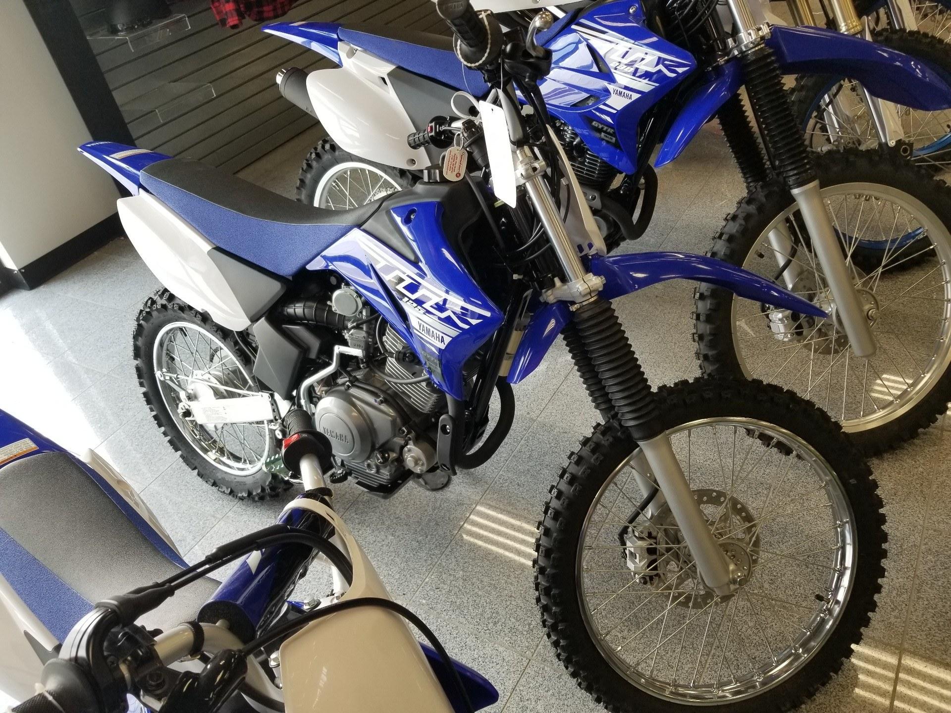 2019 Yamaha TT-R125LE 1