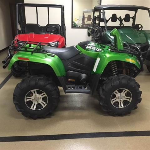2009 Arctic Cat 700 H1 EFI MudPro in Marietta, Ohio
