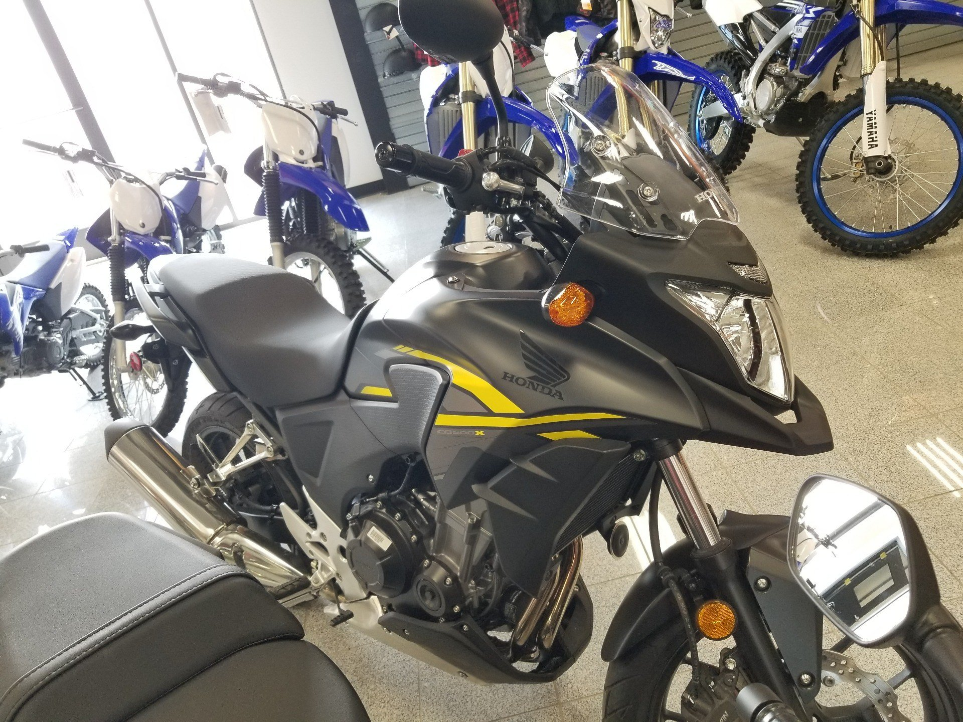 2015 Honda CB500X in Marietta, Ohio