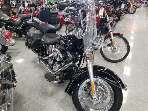 2015 Harley-Davidson Heritage Softail® Classic in Marietta, Ohio
