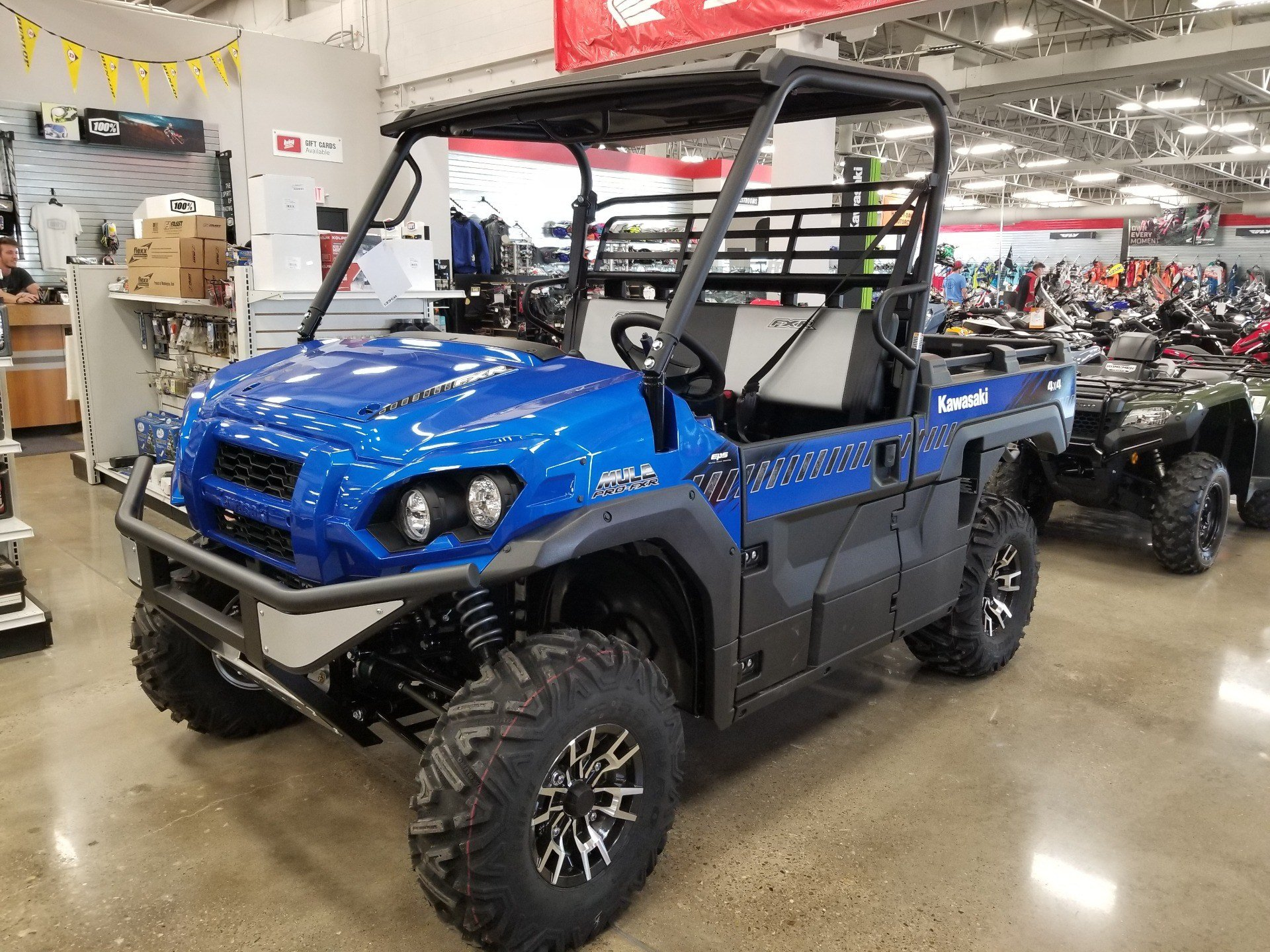 2019 Kawasaki Mule PRO-FXR in Marietta, Ohio - Photo 1