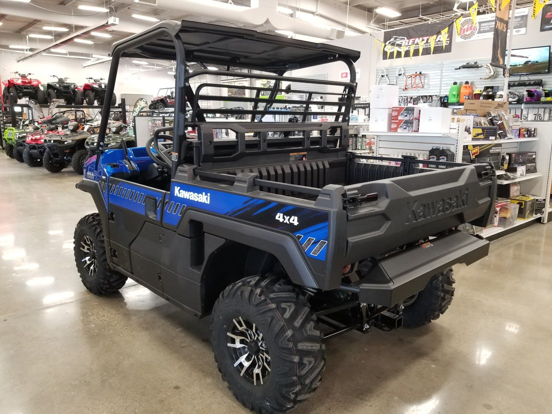 2019 Kawasaki Mule PRO-FXR in Marietta, Ohio - Photo 3