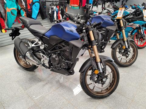 2021 Honda CB300R ABS in Marietta, Ohio - Photo 1