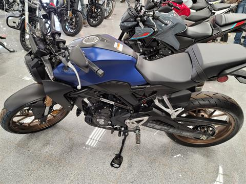 2021 Honda CB300R ABS in Marietta, Ohio - Photo 2