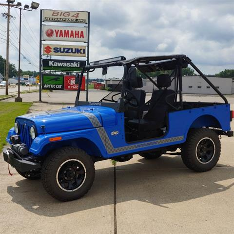 2018 Mahindra Roxor Limited Edition in Marietta, Ohio