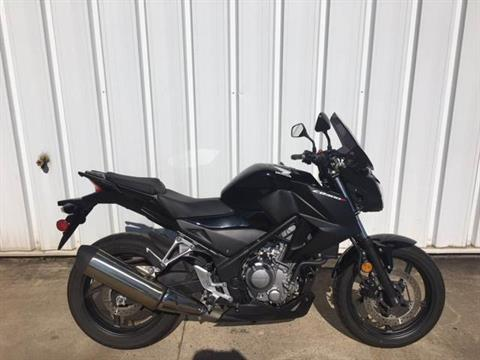 2016 Honda CB300F in Marietta, Ohio