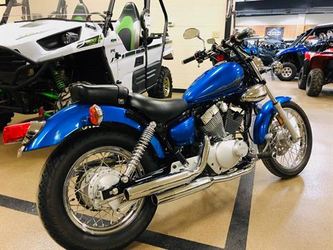 2015 Yamaha V Star 250 in Marietta, Ohio