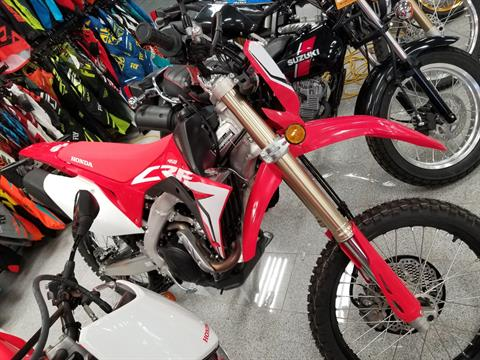 2019 Honda CRF450L in Marietta, Ohio