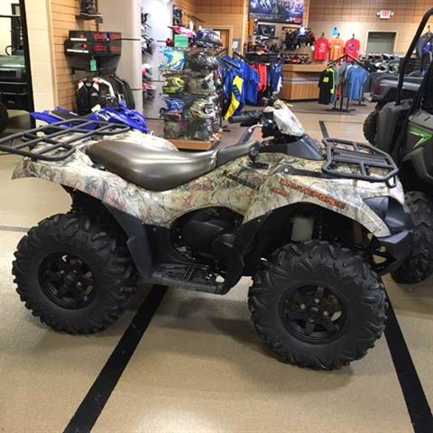 2014 Kawasaki Brute Force® 750 4x4i EPS Camo in Marietta, Ohio