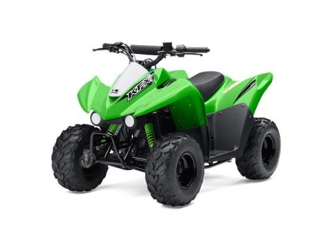 2016 Kawasaki KFX50 in Marietta, Ohio