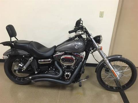2016 Harley-Davidson Wide Glide® in Marietta, Ohio