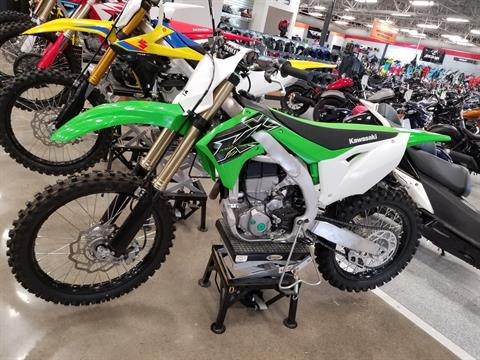 2019 Kawasaki KX 450 in Marietta, Ohio