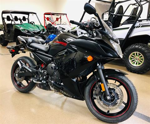 2012 Yamaha FZ6R in Marietta, Ohio