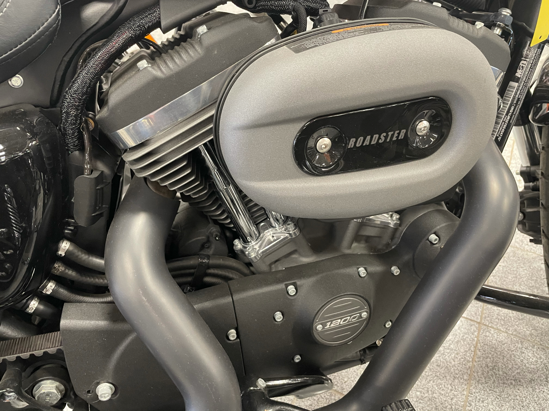 2016 Harley-Davidson Roadster™ in Marietta, Ohio - Photo 3