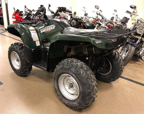 2009 Yamaha Grizzly 550 FI Auto. 4x4 in Marietta, Ohio