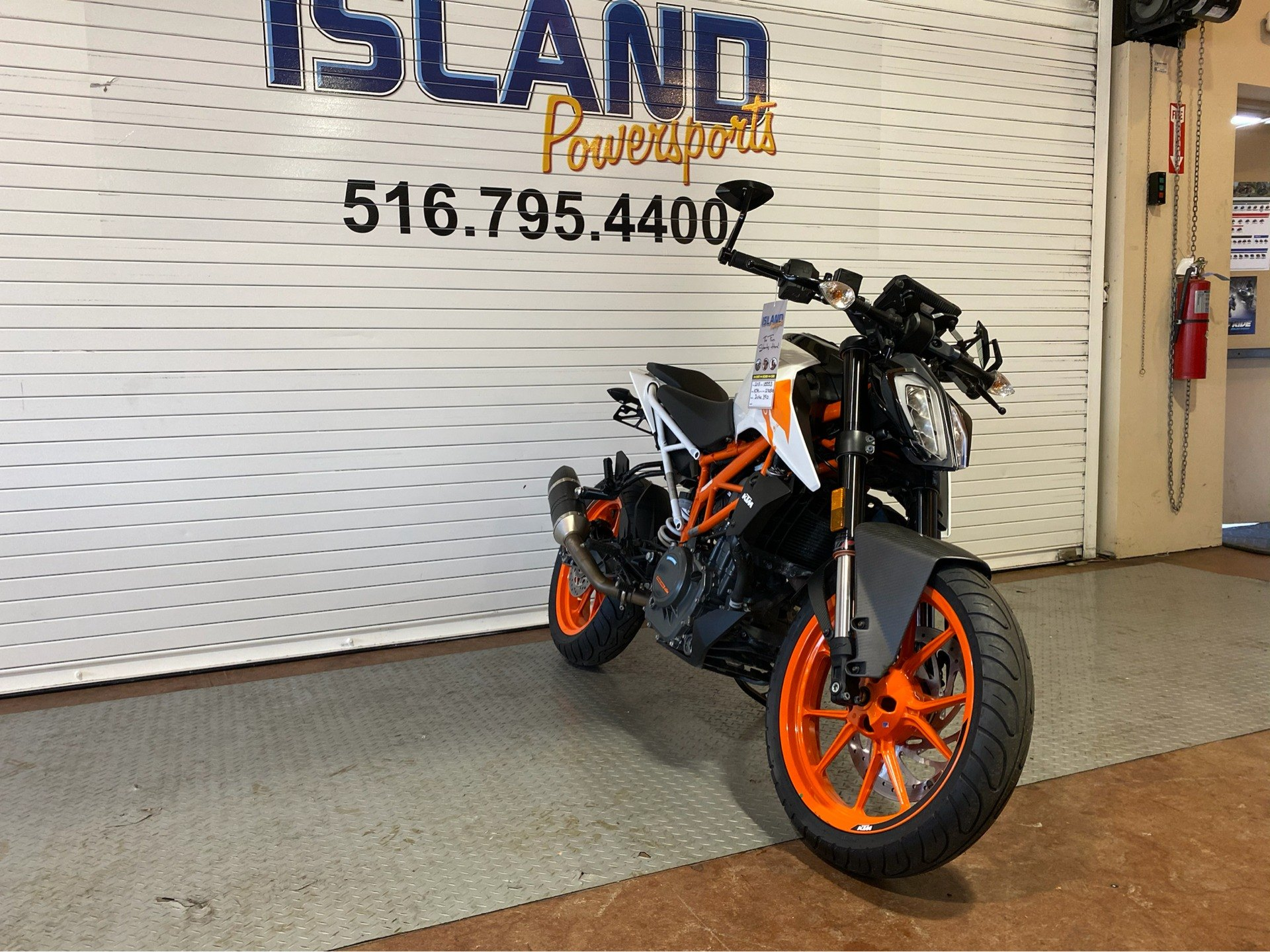 2018 KTM 390 Duke in Massapequa, New York - Photo 3