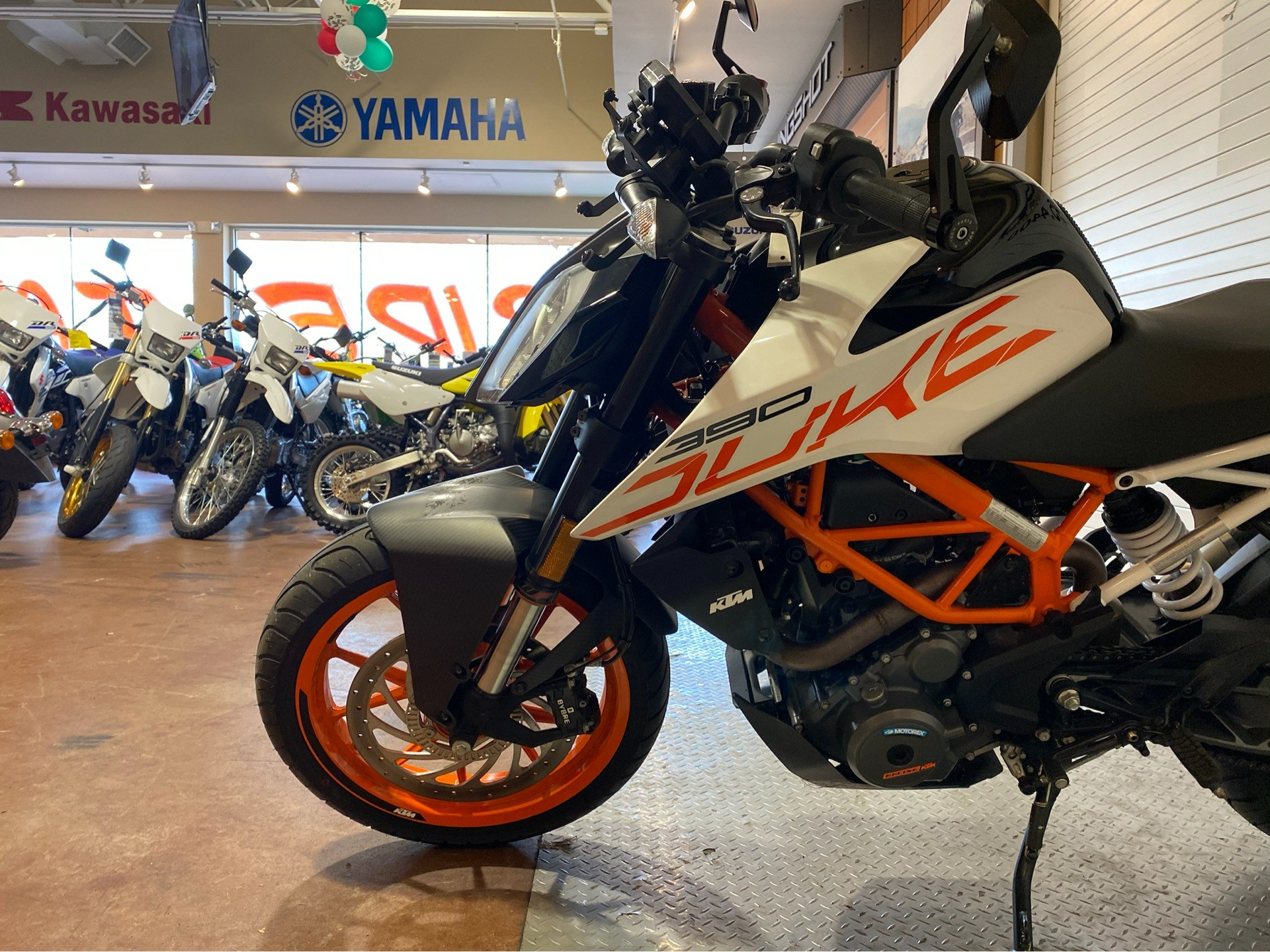 2018 KTM 390 Duke in Massapequa, New York - Photo 7