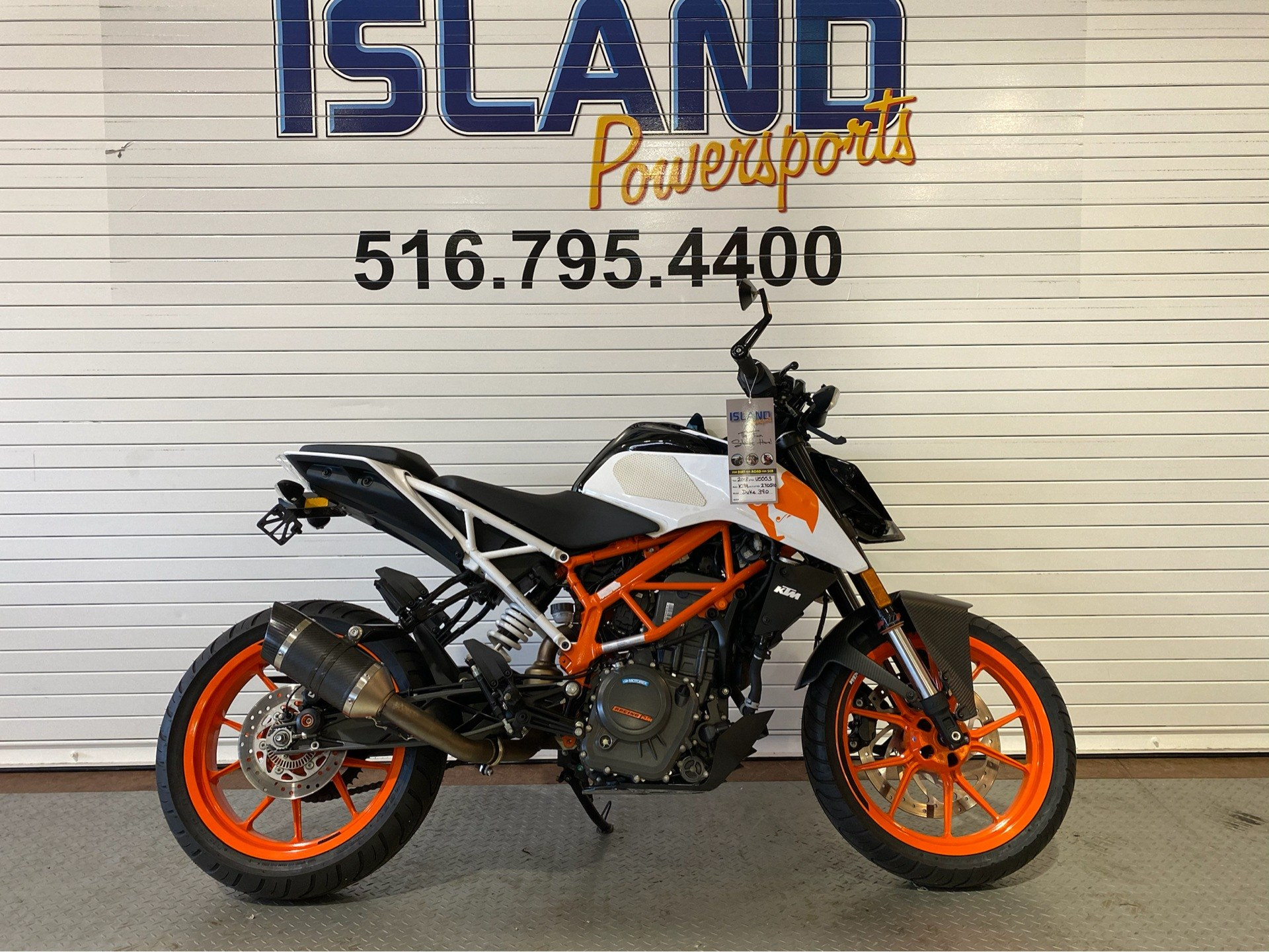 2018 KTM 390 Duke in Massapequa, New York - Photo 1